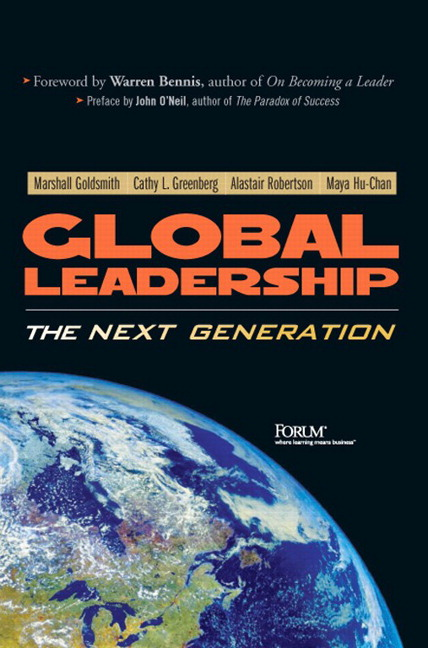Global Leadership - The Next Generation