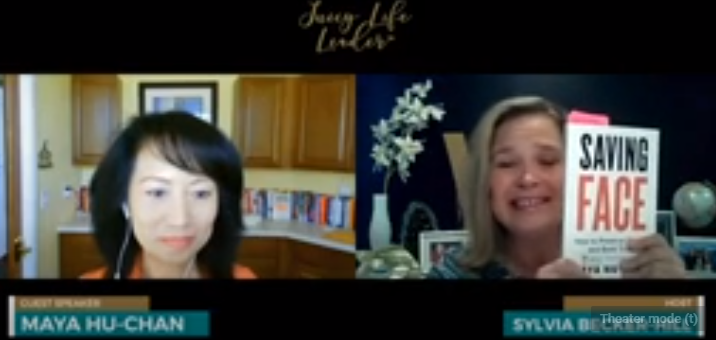 Maya Hu-Chan Speaks with Sylvia Becker-Hill at the Juicy Life Leader Conference