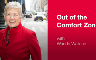 Podcast Interview with Wanda Wallace from Out of Your Comfort Zone